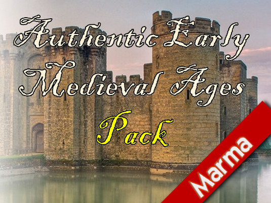 Authentic Early Medieval Ages Pack