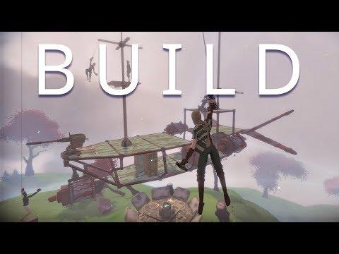 Worlds Adrift: BUILD