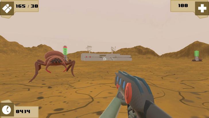 LD 39: Defend Home: Mars
