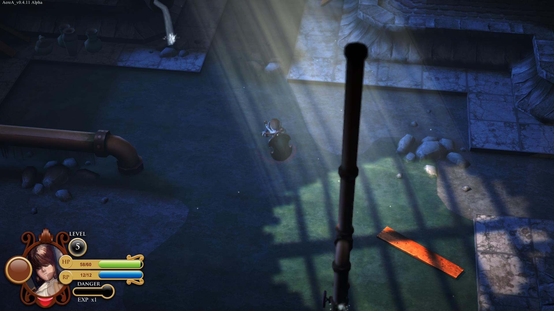 AereA: Scattered Lands