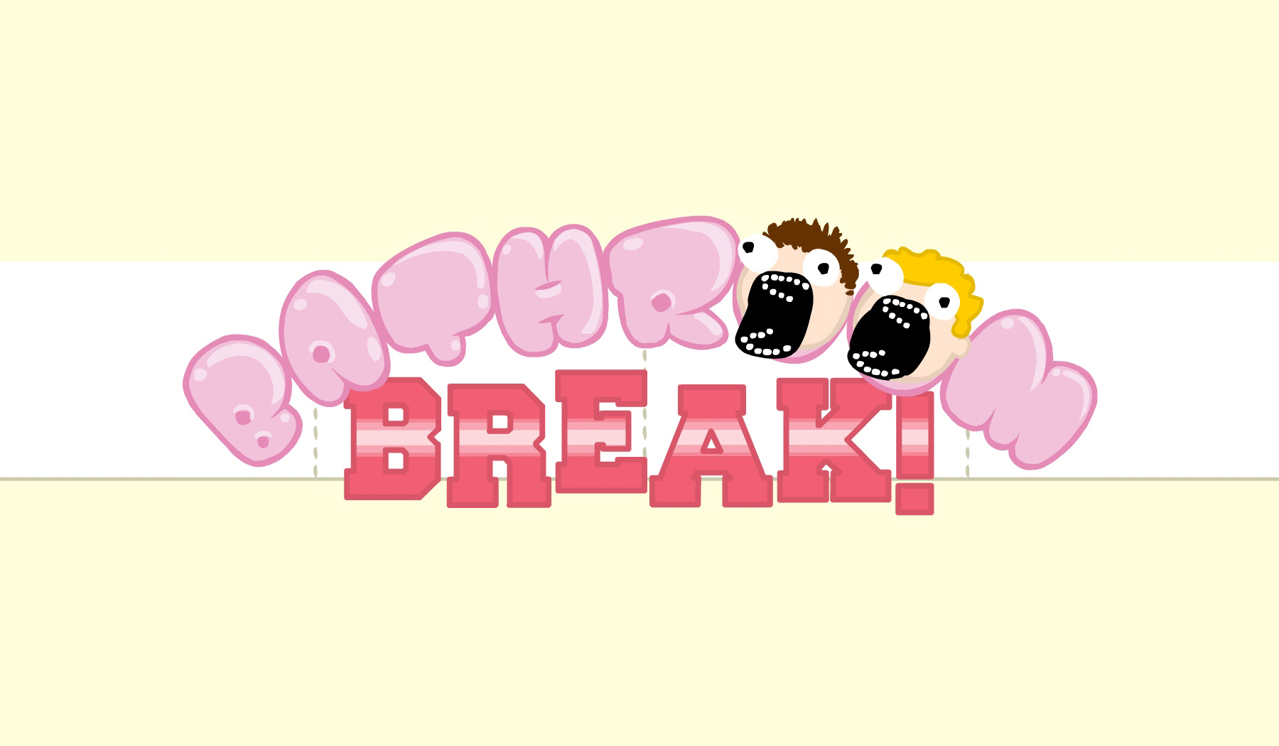 Bathroom Break!