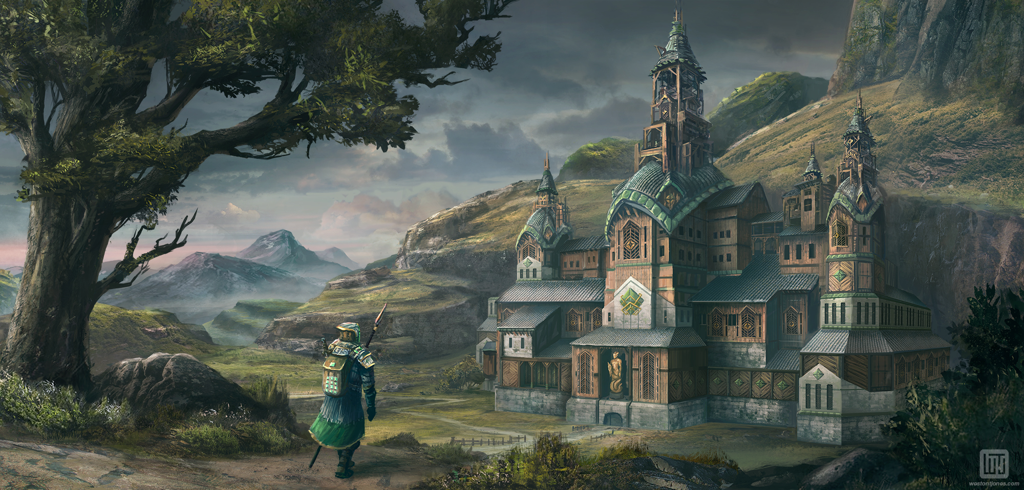 Hunters' Hall