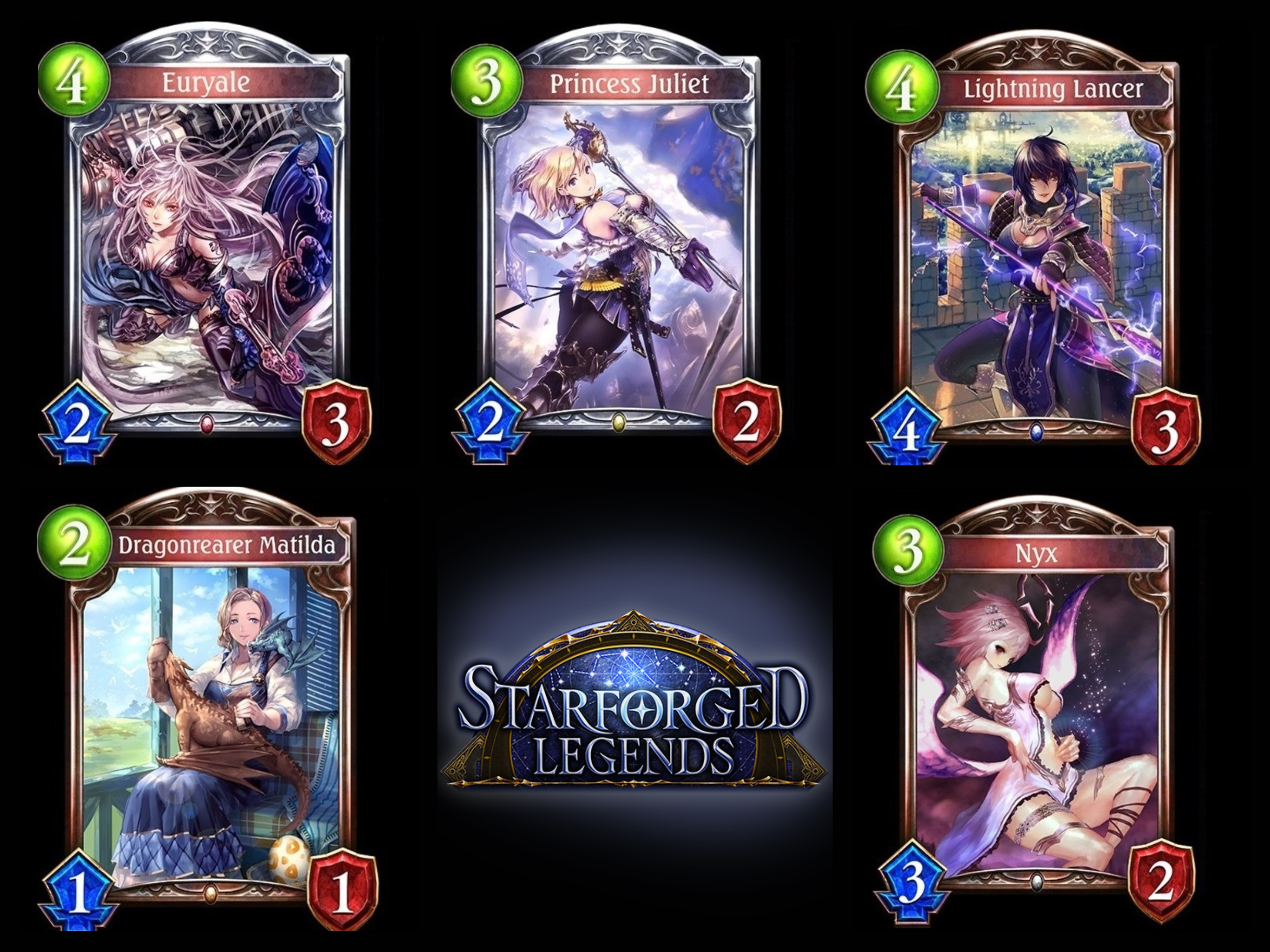 Shadowverse voice over reel