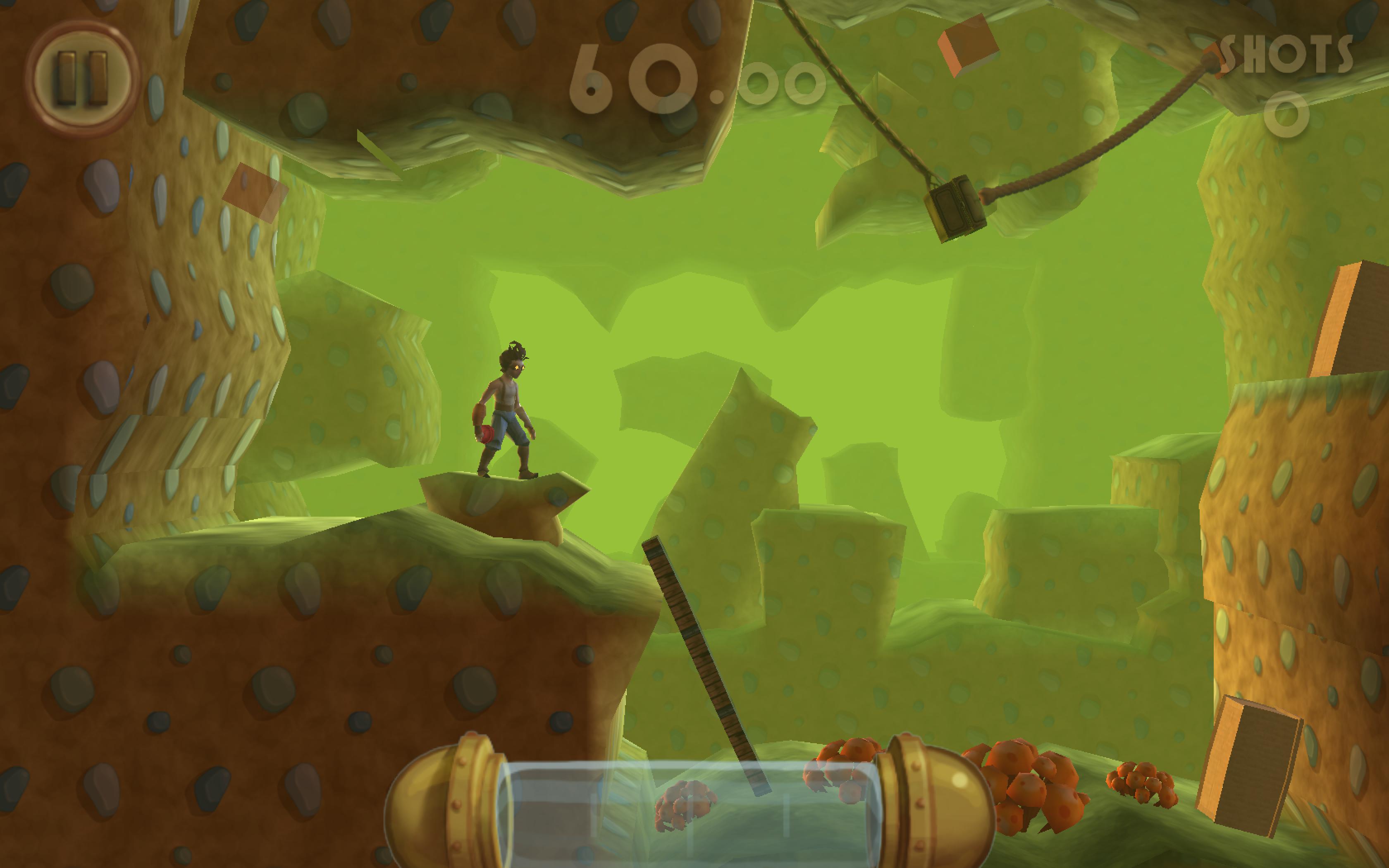 Cave Heist