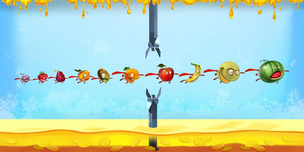 Fruit vs Blender