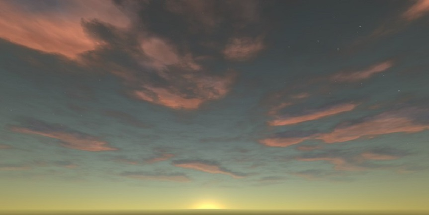 Dynamic Skybox