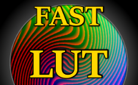 Fast LUT