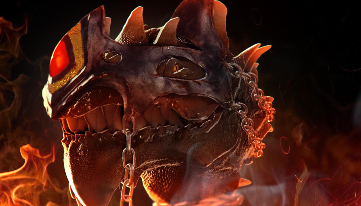 Art Dragon (Hammer)