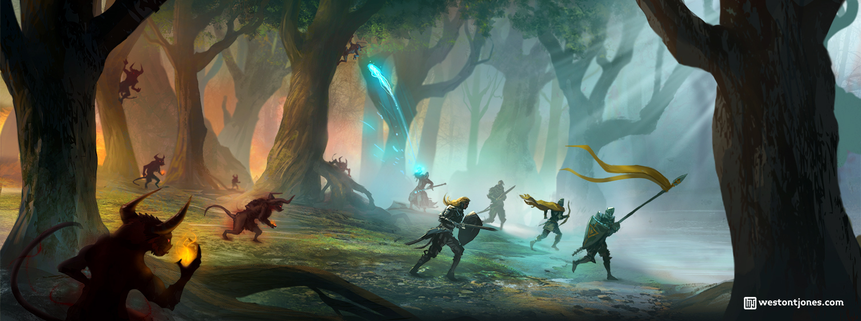 RPG Banner Commission