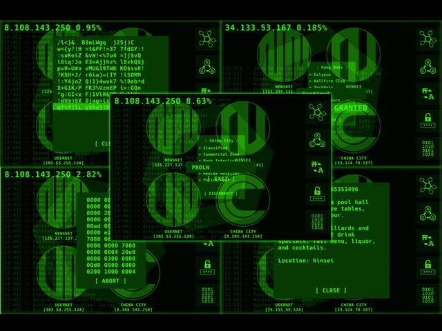 CyberNet iOS Game
