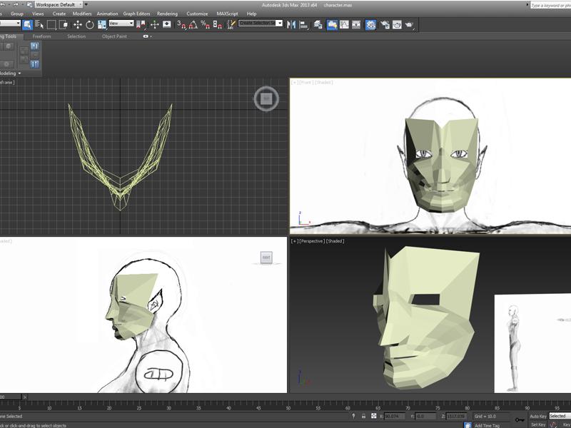 3D Model Contest