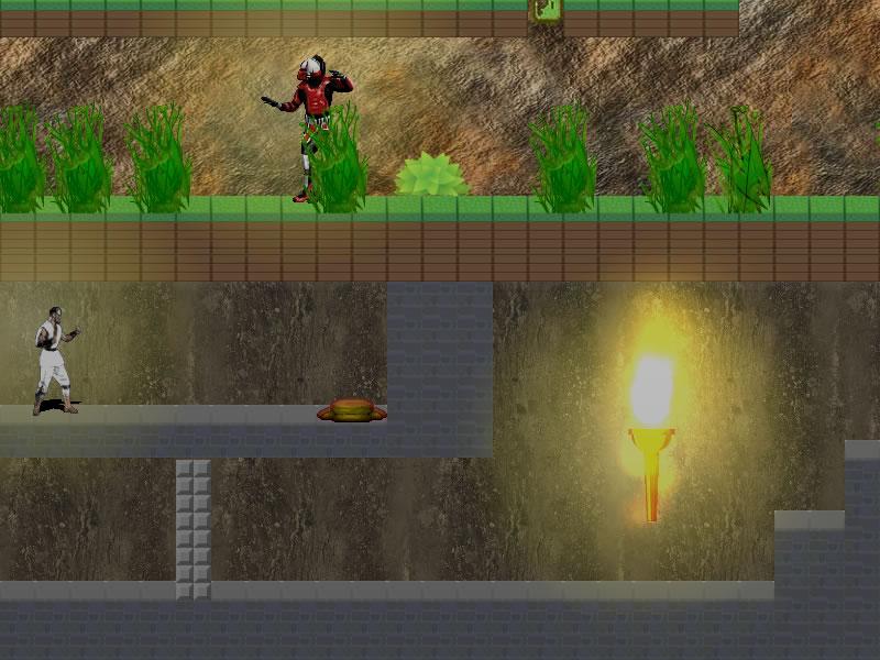 Java OpenGL game (LWJGL)