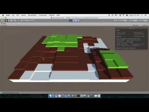 [Experiment] Procedural Tile Map (v0.1)