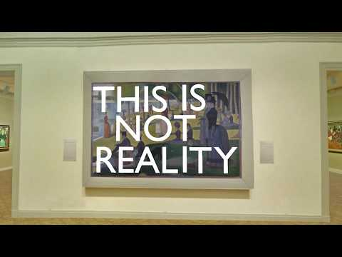 Virtual Reality Art Museum