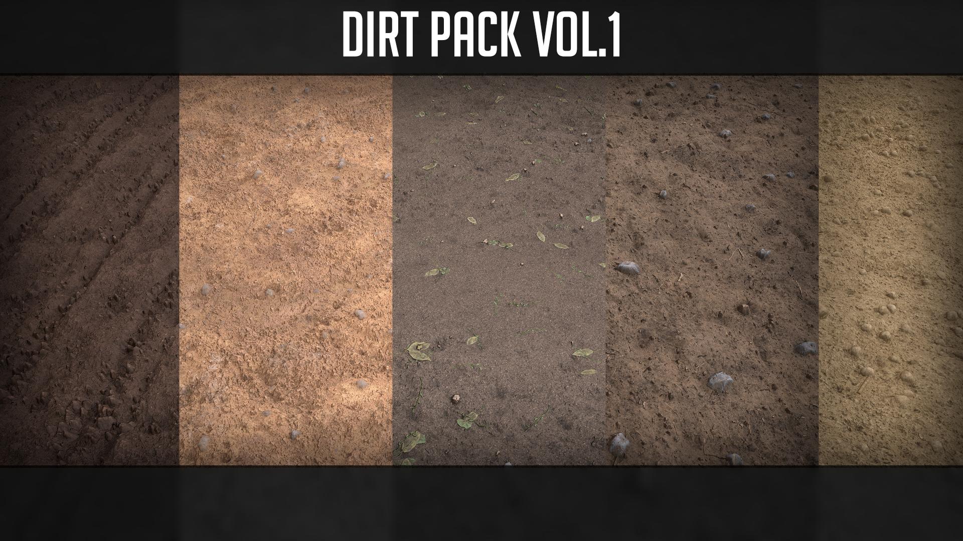 Dirt Pack Vol.1