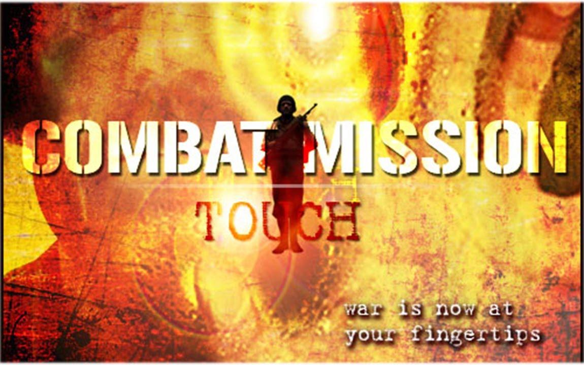 Combat Mission : Touch