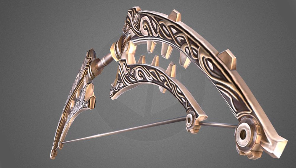 Bow of Peril (Replica Lineage 2)