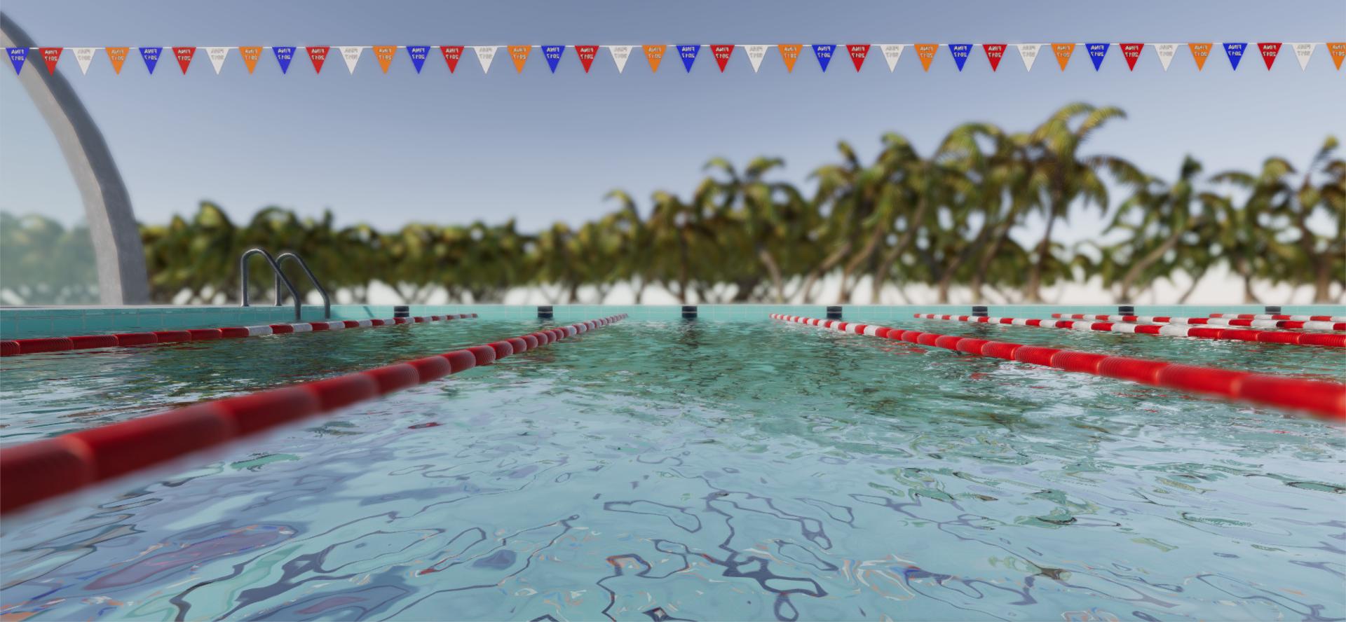 Swimming Pool Pack