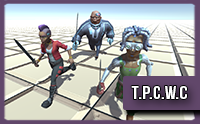 Third Person Controller With Companion - TPCWC