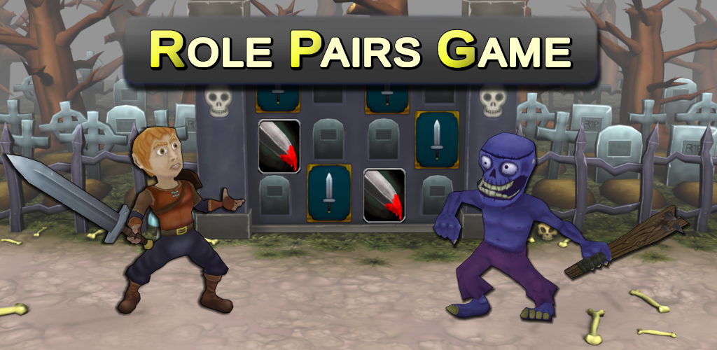 Role Pairs Game