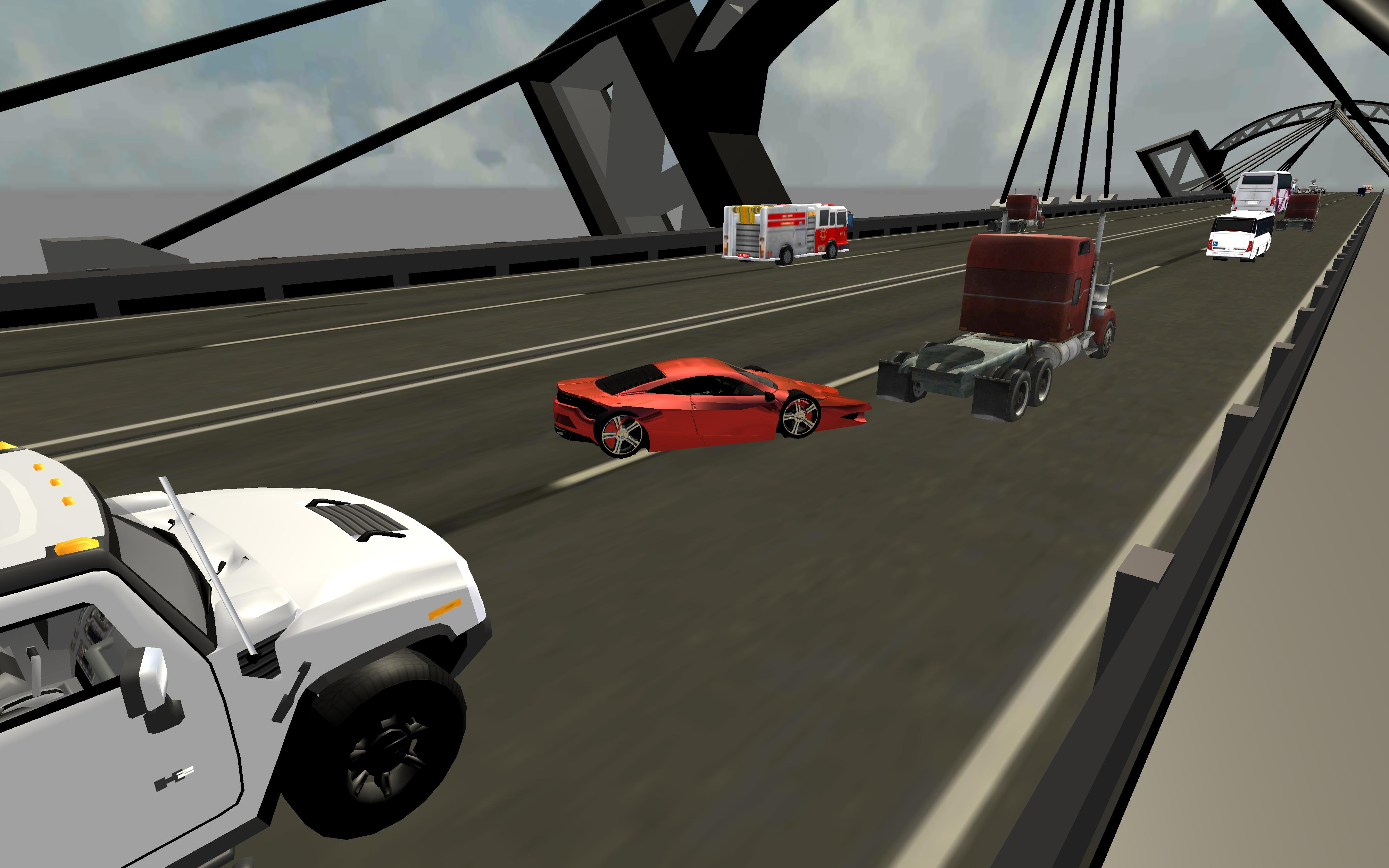 Multiplayer Drag Racer