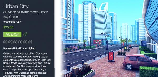 Urban City介绍