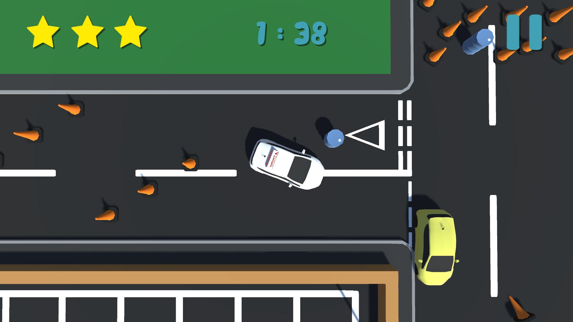 Parking Game - Andrew's Driving School
