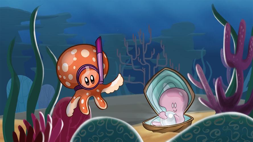 Oli Octopus
