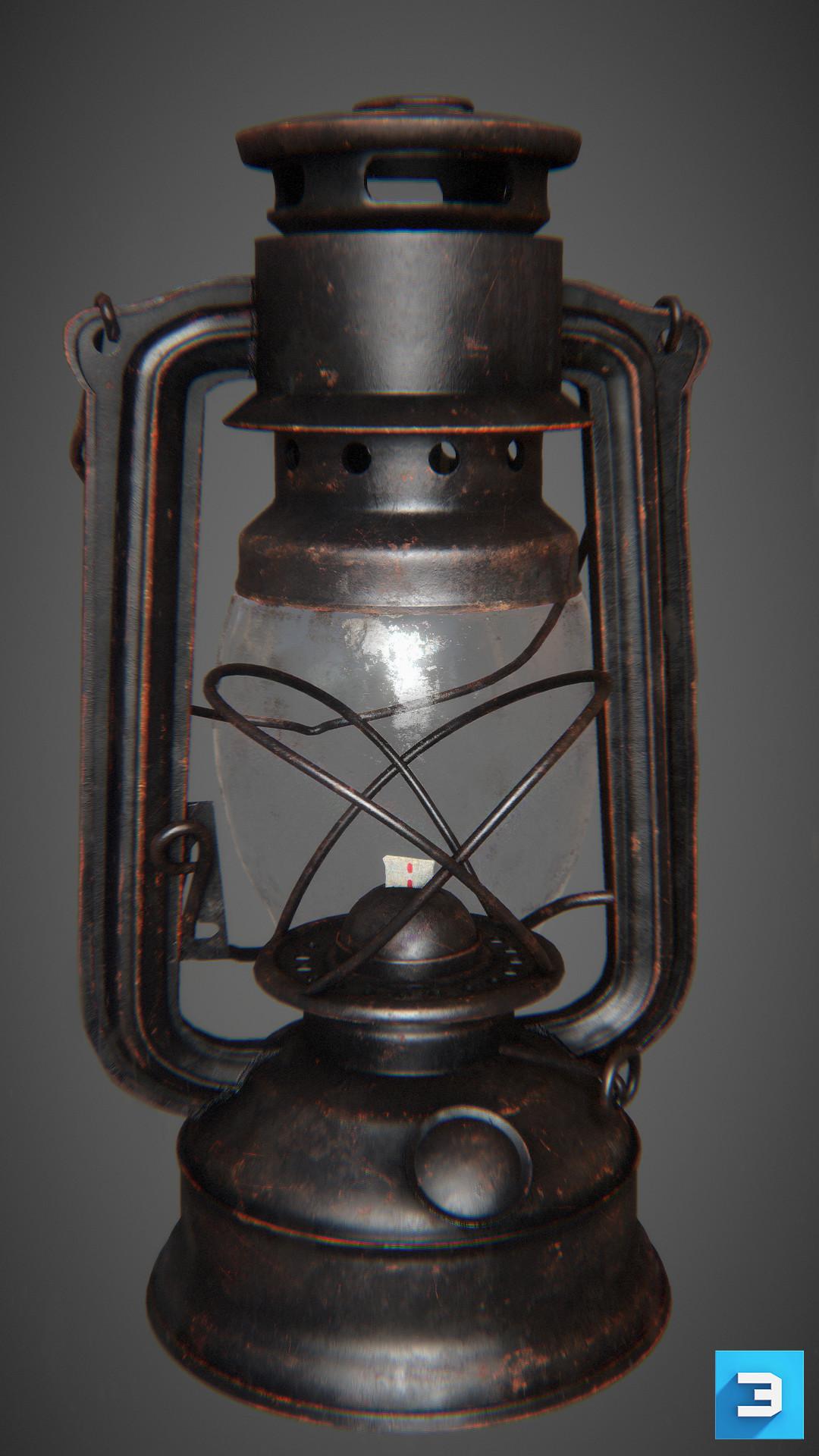 PBR Lantern