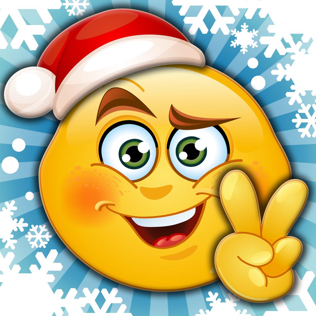 Поздравление с новым годом в смайлах
