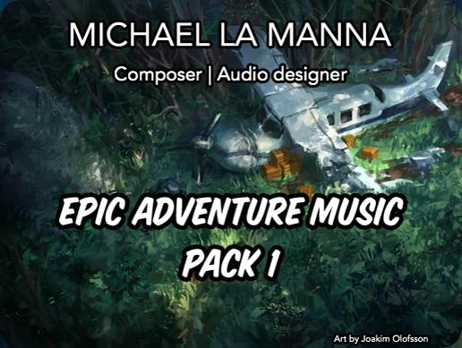 Epic Adventure Music Pack 1
