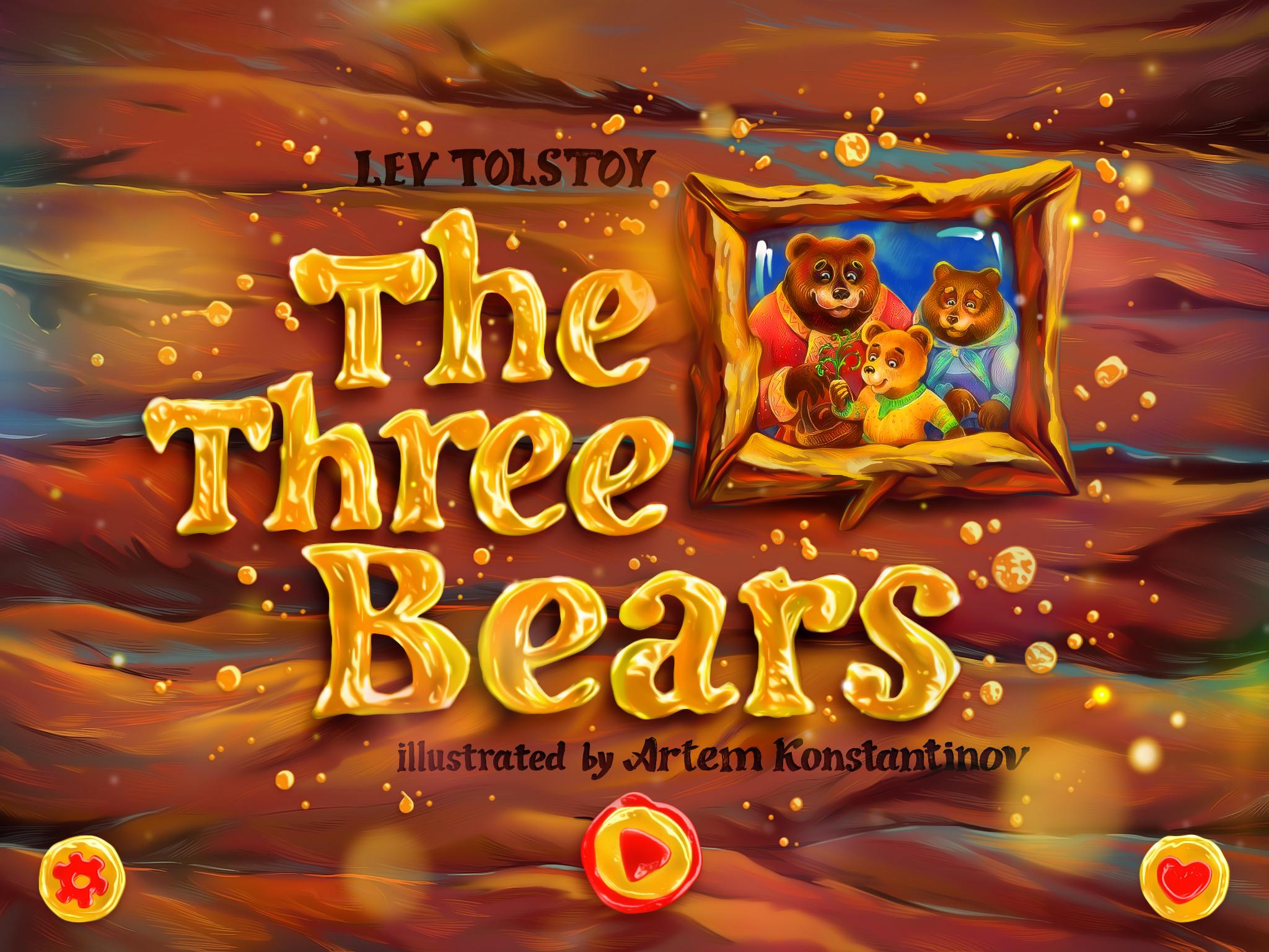 The Three Bears (iPad app)