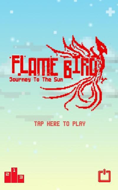 Flame Bird