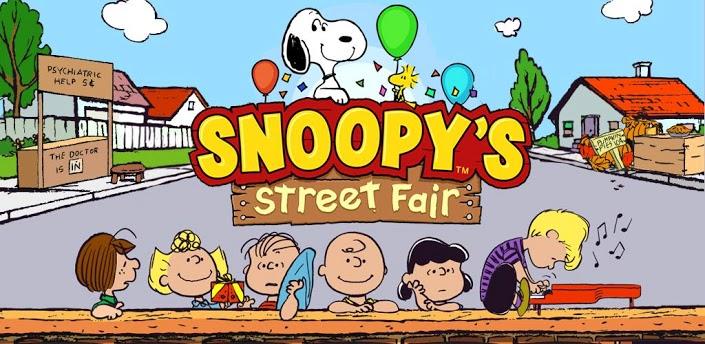 Snoopy's Street Fair (Beeline Interactive)
