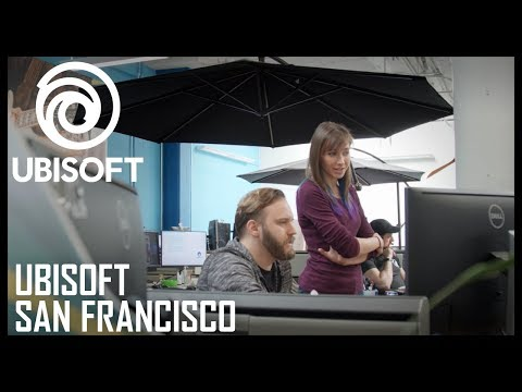 Inside Ubisoft San Francisco