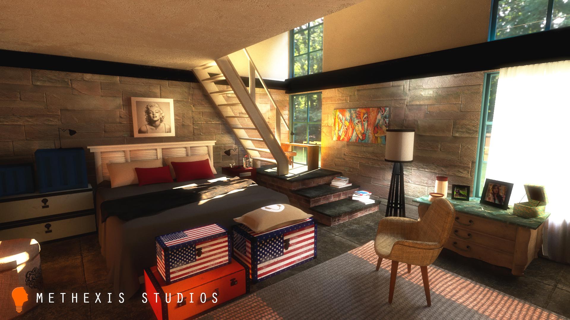 Bedroom - Architect Series