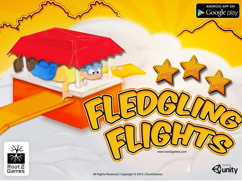Fledgling Flights
