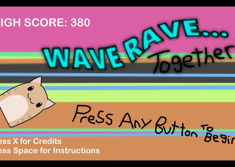Wave Rave... Together!