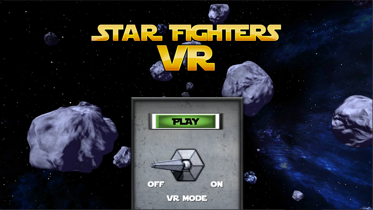 VR Star Fighters - Programming