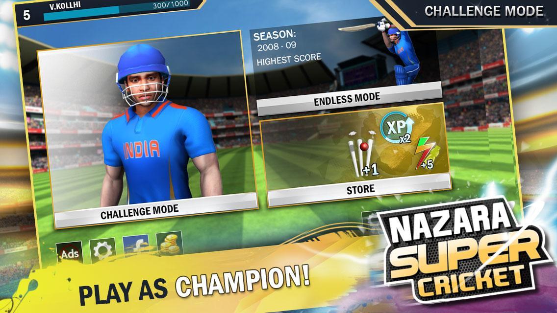 Nazara Super Cricket