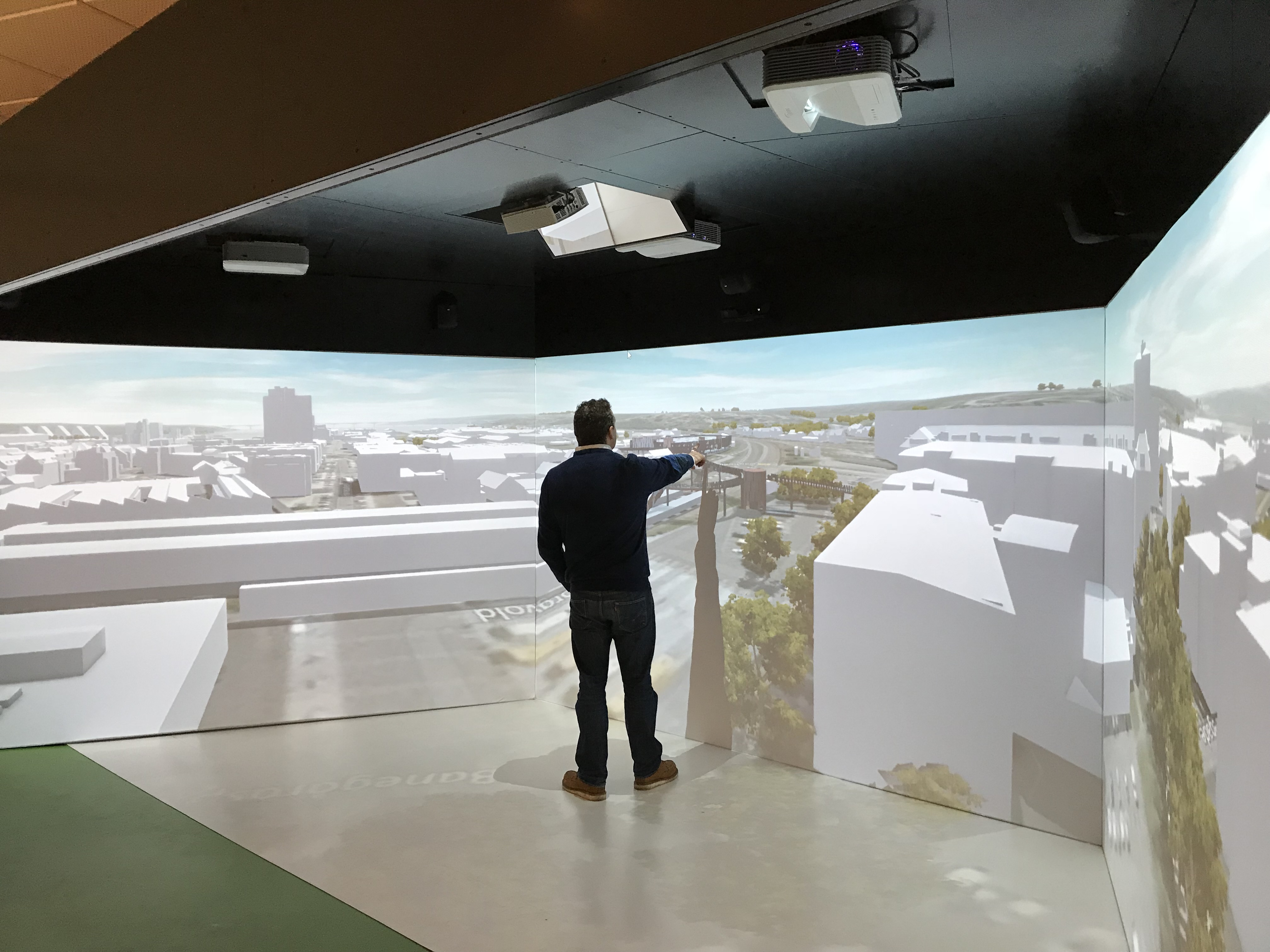 Vejle City VRStudio Visualisation
