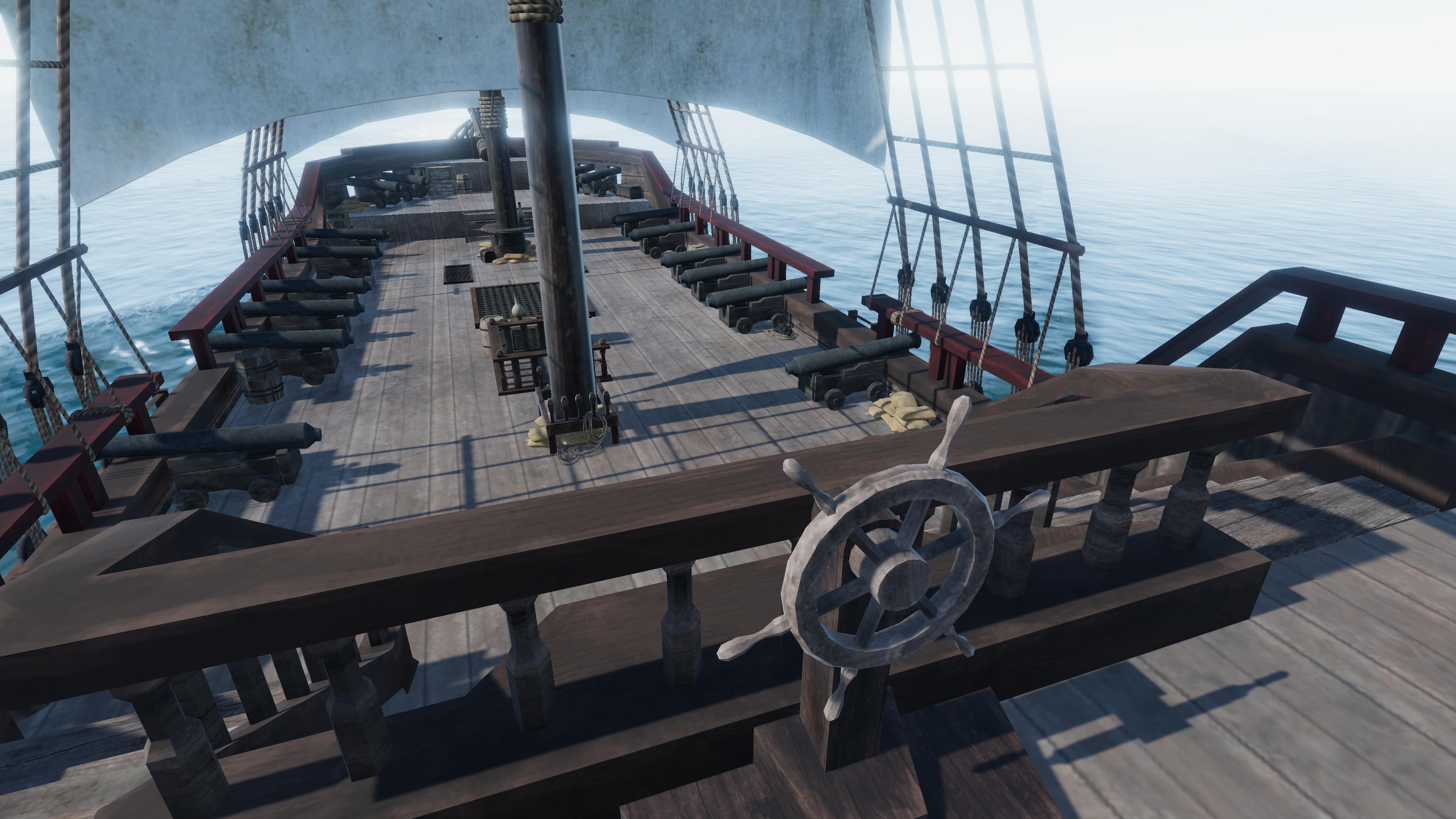 Colonial Ship