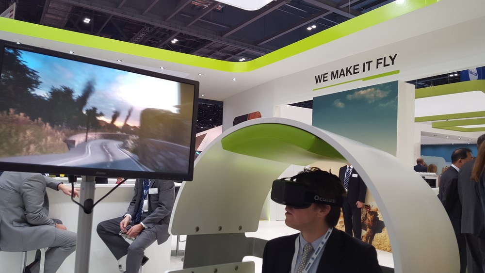 Airbus VR Experience 2016