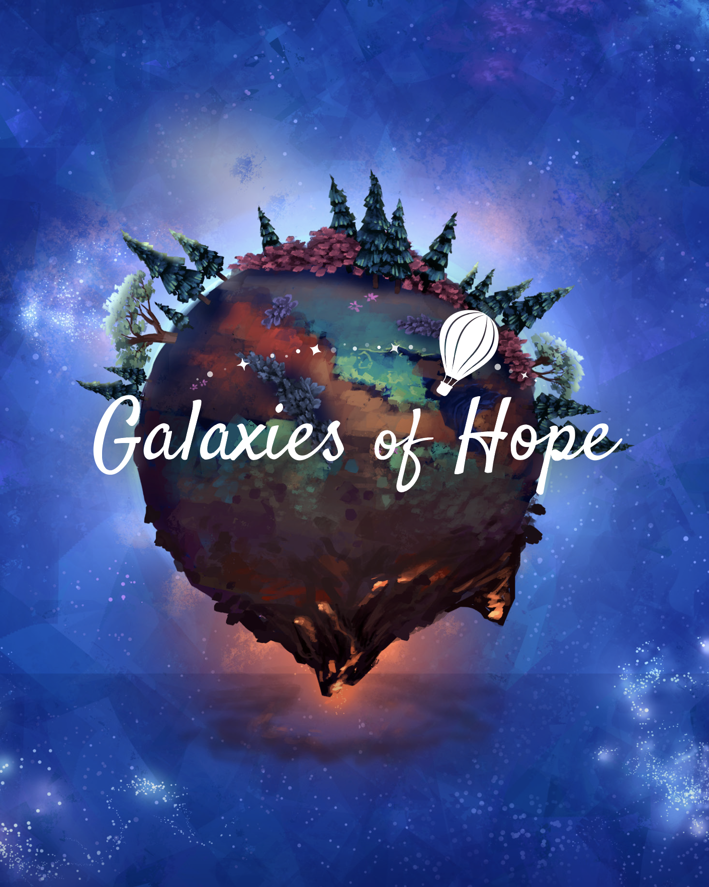 Galaxies of Hope