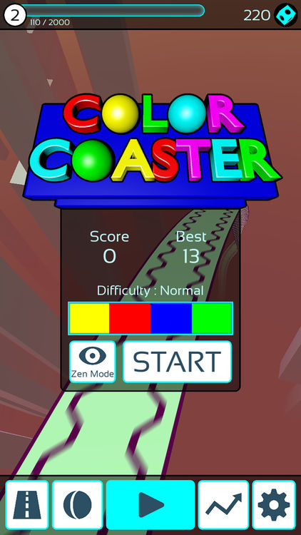 Color Coaster