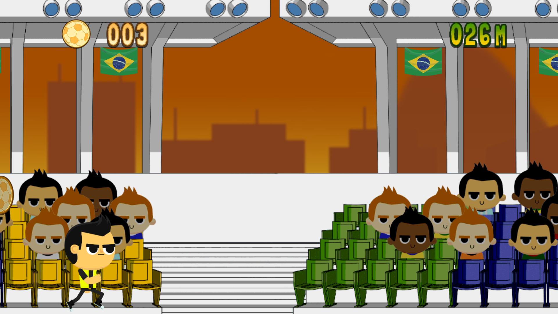 Run Cop Run Brazil Edition!
