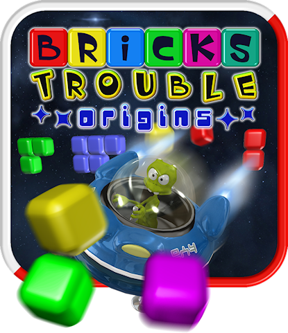 Bricks Trouble Origins, Ice Bricks Trouble