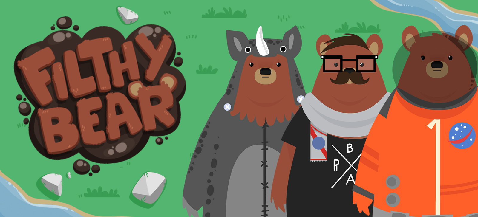 Filthy Bear