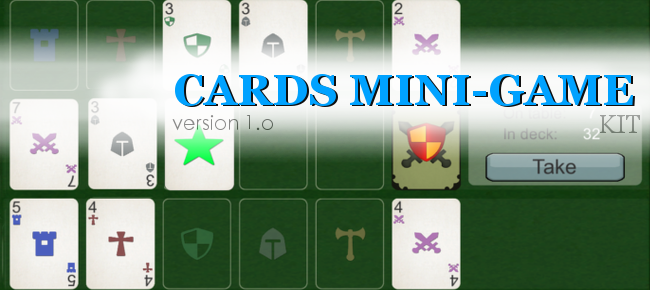Cards Mini-game