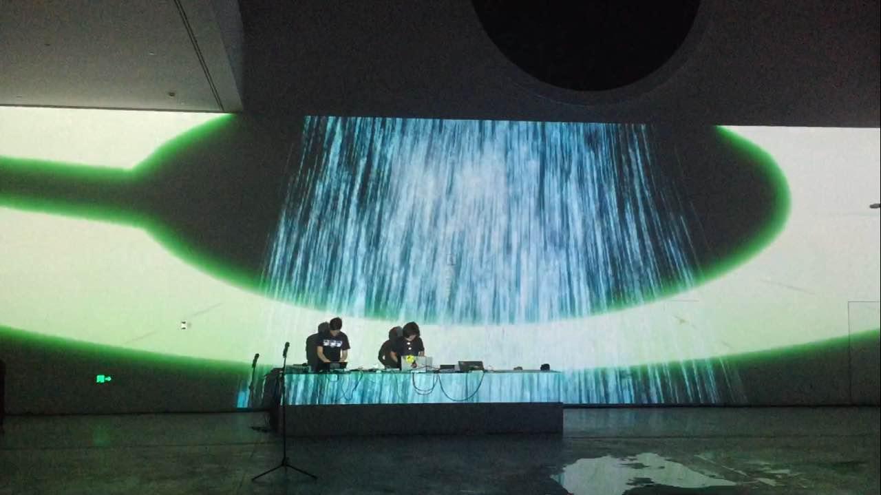 Audio Visual Performance